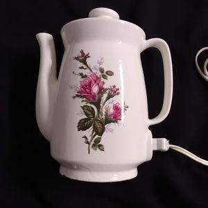 Vintage Electric Teapot
